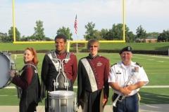 2013 Drum Corp Seniors at DCI